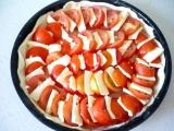 Paradajkový koláč