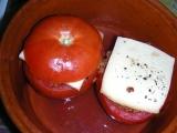 plnene paradajky