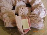 Plnené sójové plátky