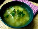 Porková so zemiakmi a krúpami