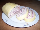 Roláda z toastového chleba