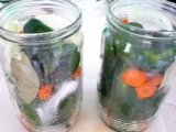 Rýchlo naložené uhorky