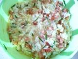 Ryžová omeleta