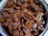 Slivky s kakaom