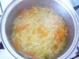 Sójová polievka