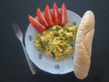 Španielske miešané vajíčka