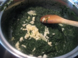 Špenátovo-ryžové taštičky