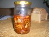 Sušené paradajky s cesnakom