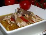 Talianska hydinová polievka