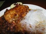 Thajske medove kura / wok