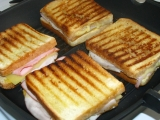 Toasty Croque Monsieur - Chrumkavy pan