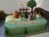Torta ako Krtko vyliečil Myšku