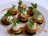 Uhorkové chuťovky