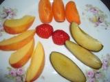 Vyprážané ovocie