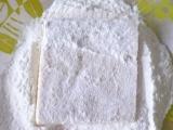 Vyprážané tofu v sezame