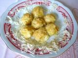 Zapečné zemiakové guľky