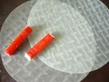 Závitky v ryžovom papieri