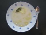 Zemiaková sladko-kyslá polievka
