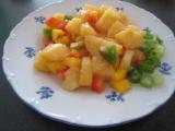 Zemiakový šalát s paprikou