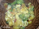 Brokolicová panvica