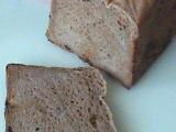 Kakaový raňajkový chlieb