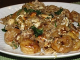 Indická kuchyňa  - Krevety na tamilsky sposob