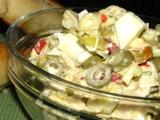 Kuraci salat podla Meda