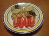 Losos s rozmarýnom / dietne