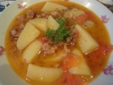 Maďarský krumpli  guláš