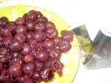 Makové knedlíky v čerešňovej omáčke