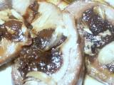 Morčacia roláda so sušenými slivkami