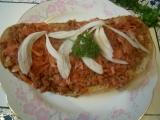 Nátierka z hovädzieho mäsa a salámy
