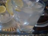 Obyčajná limonáda na leto