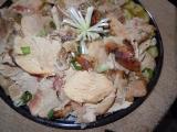 Pečená prdelka -Syte jedlo vo velkom mnozstve, pre 8 chlapov
