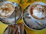 Super káva pre dvoch