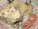 Zapekaná brokolica s tofu a jogurtom