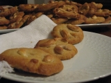 Cookies s bielou čokoládou a makadamiovými orieškami