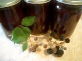 Džem z jabĺk a černíc  / Marmeláda z jablek a ostružin