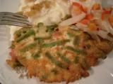 Fazuľková omeleta /Fazolková omeleta