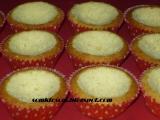 Jahodové košíčky - cupcakes