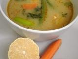 Karí polievka