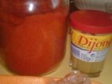 Kuracie prsia s dijonskou horčicou, syrom a slaninou