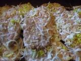 Masovo-sójové placičky v tukové bláně