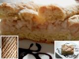 Mrežový koláč na nedeľu