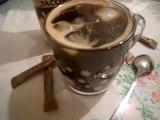 Osviežujúca studená letná káva