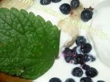 Ovocné páperové knedlíky /Ovocné péřové knedlíky
