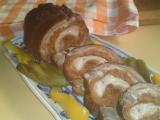 Pomaly pečená bôčiková roláda s čabajkovou plnkou