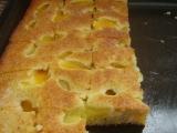 Rýchly marhuľový koláč
