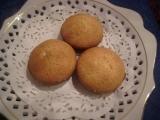 Šľahačkové muffiny /Šlehačkové muffiny