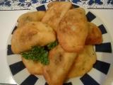Smažené pirohy z bramborové kaše